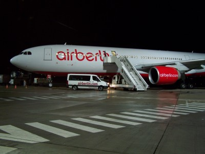 Air Berlin A330 Tegel 2008