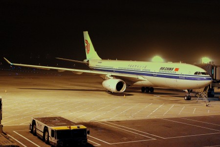 AIR CHINA FLIGHT CA851 BEIJING CAPITAL CHINA TO LONDON GATWICK B6132 OCT 2012 (8176138602)