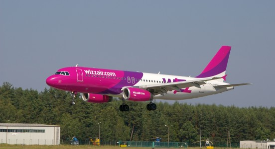Airbus 320-200 Wizz Air