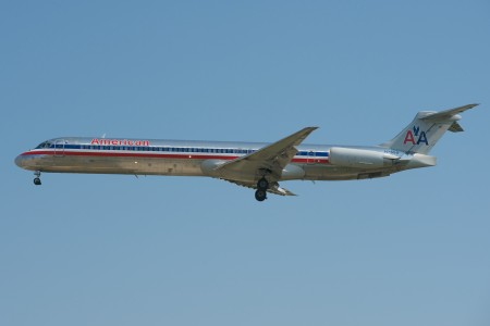 American Airlines McDonnell Douglas MD-80 N7550 (7587111332)