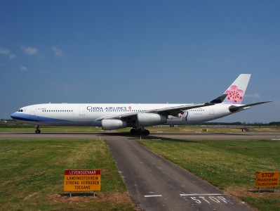 B-18806 China Airlines Airbus A340-313X - cn 433 pic4