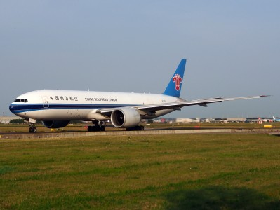 B-2071 China Southern Airlines Boeing 777-F1B - cn 37309, taxiing 22july2013 pic-003