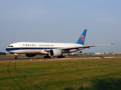 B-2071 China Southern Airlines Boeing 777-F1B - cn 37309, taxiing 22july2013 pic-004