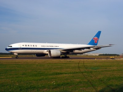 B-2071 China Southern Airlines Boeing 777-F1B - cn 37309, taxiing 22july2013 pic-006