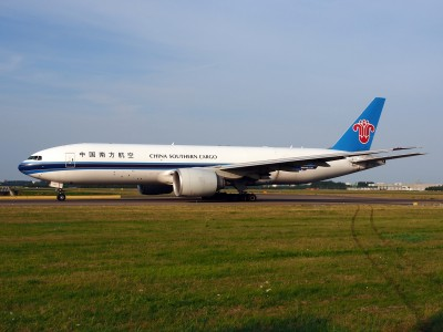 B-2071 China Southern Airlines Boeing 777-F1B - cn 37309, taxiing 22july2013 pic-007