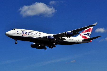 Boeing 747-436 - British Airways (G-CIVL)