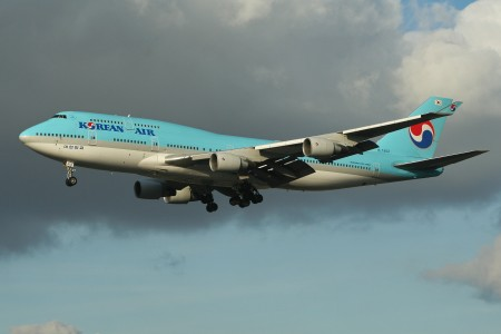 Boeing 747-4B5 HL7402 Korean Air (7136635871)