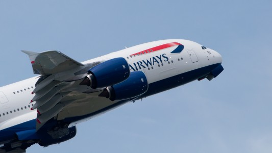 British Airways Airbus A380-841 F-WWSK PAS 2013 12