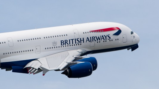 British Airways Airbus A380-841 F-WWSK PAS 2013 13
