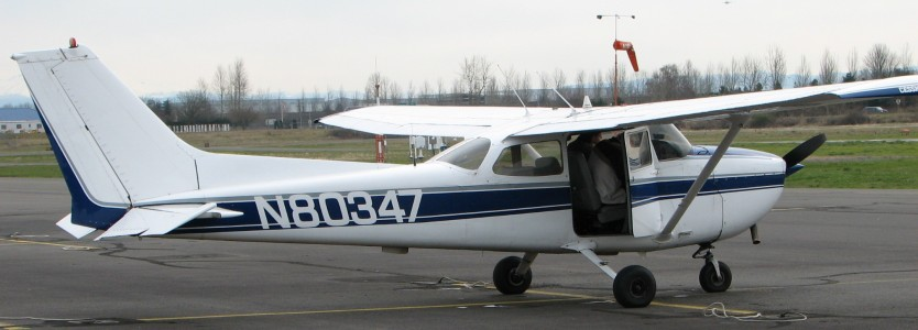 Cessna 172 (foto by Theo, 2006)