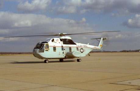 CH-3E at Andrews AFB 1981