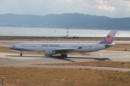 China Airlines A330-302