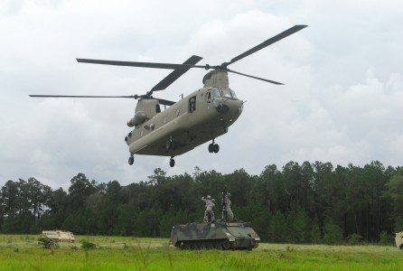 Flickr - The U.S. Army - Air assault and sling load