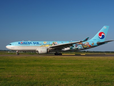 HL8211 Korean Air Lines Airbus A330-223 - cn 1133 taxiing 18july2013 pic-011