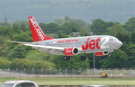 Jet 2 Boeing 737-33A; G-CELC@MAN;14.05.2011 596dq (5732412521)