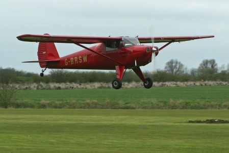 Luscombe 8AC Silvaire G-BRSW (6942541376)