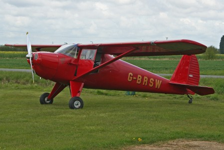 Luscombe 8AC Silvaire G-BRSW (6963224906)