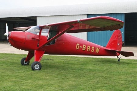Luscombe 8AC Silvaire G-BRSW (7103274337)