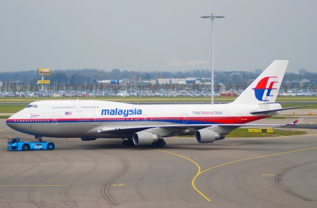 Malaysia Airlines Boeing 747-4H6; 9M-MPI@AMS;19.04.2008 508ge (4268097602)