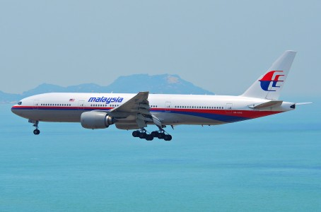 Malaysia Airlines Boeing 777-200; 9M-MRE@HKG;31.07.2011 614mg (6053223750)