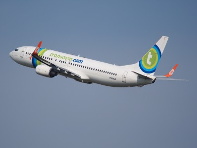 PH-GUA Transavia Boeing 737-8EH(WL) - cn 37601take-off, 25august2013 pic-3