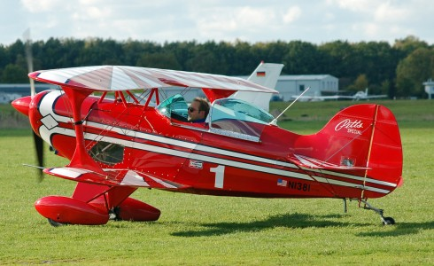 Pitts Special S-1 (NI38I) 01