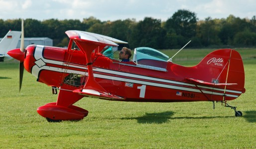 Pitts Special S-1 (NI38I) 02