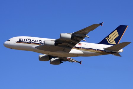 Singapore Airlines A380-800(9V-SKF) (4281131489)