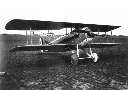 SPAD S.XIII Front