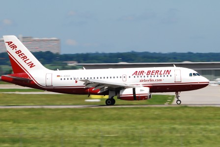Spotting-01-0025 Air Berlin (D-ABGD), Airbus A319,