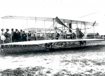 Wright Flyer Test Flights at Fort Myer, VA - GPN-2002-000124