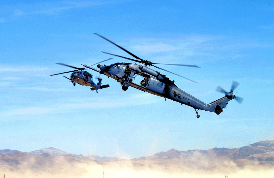34th Weapons Squadron - HH-60 Pave Hawk