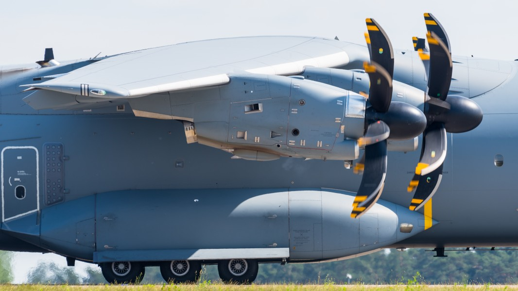 54+01 German Air Force Airbus A400M ILA Berlin 2016 24