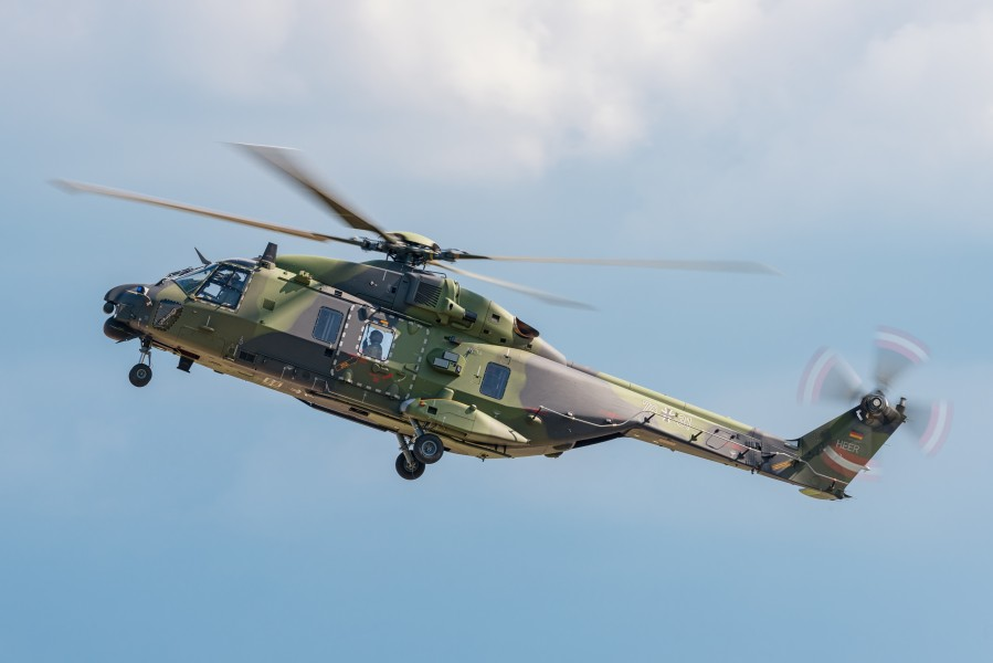 78+31 German Army NHIndustries NH90 TTH ILA Berlin 2016 12