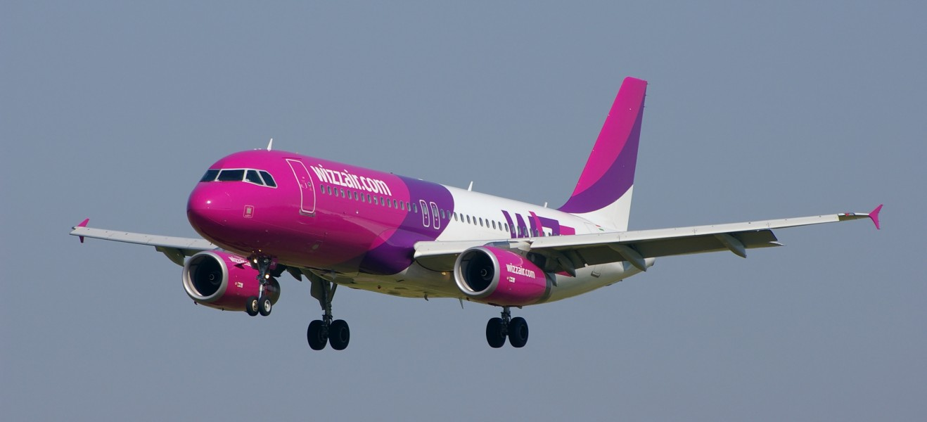 Airbus 320-200 Wizz Air 2