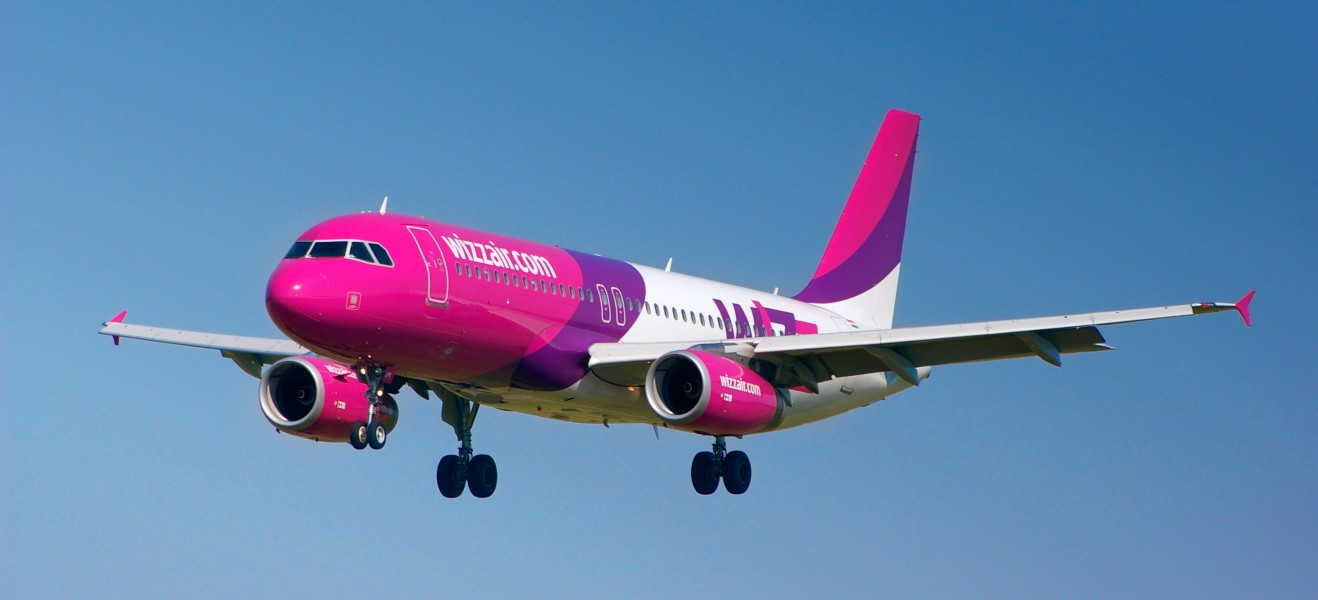 Airbus 320-200 Wizz Air 2 c