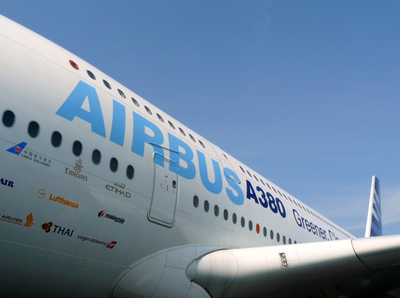 Airbus A380-111