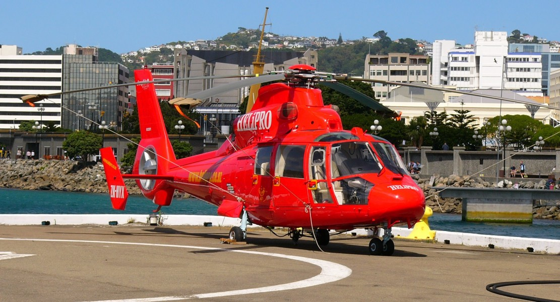 Aircraft around Wellington - Flickr - 111 Emergency (49)