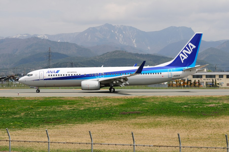 All Nippon Airways Boeing 737-881 Winglets (JA66AN 33909 3598) (5695421817)