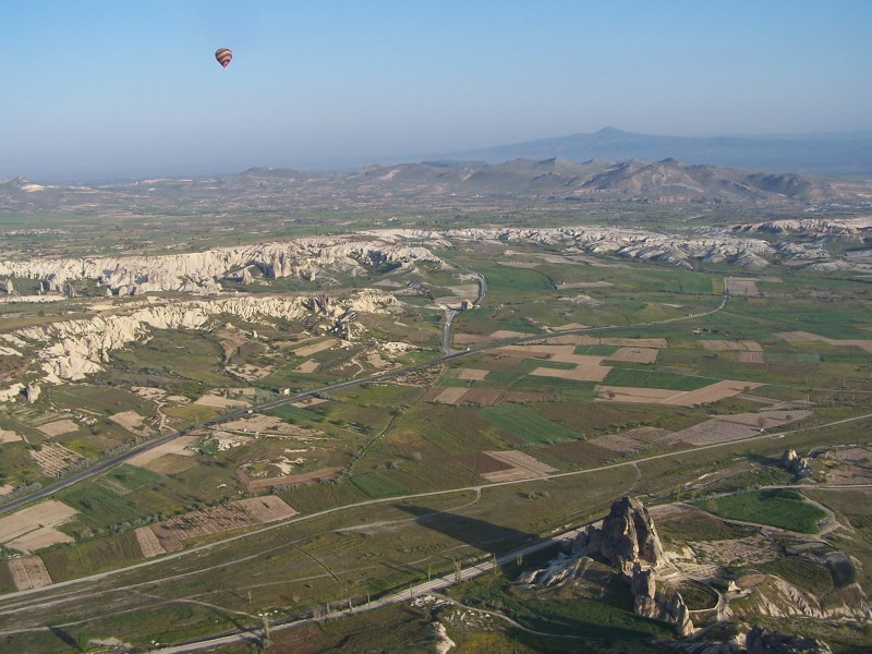 Balloon over Goreme