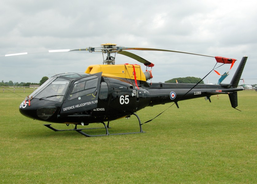 Dhfs eurocopter as.350bb squirrel ht1 arp