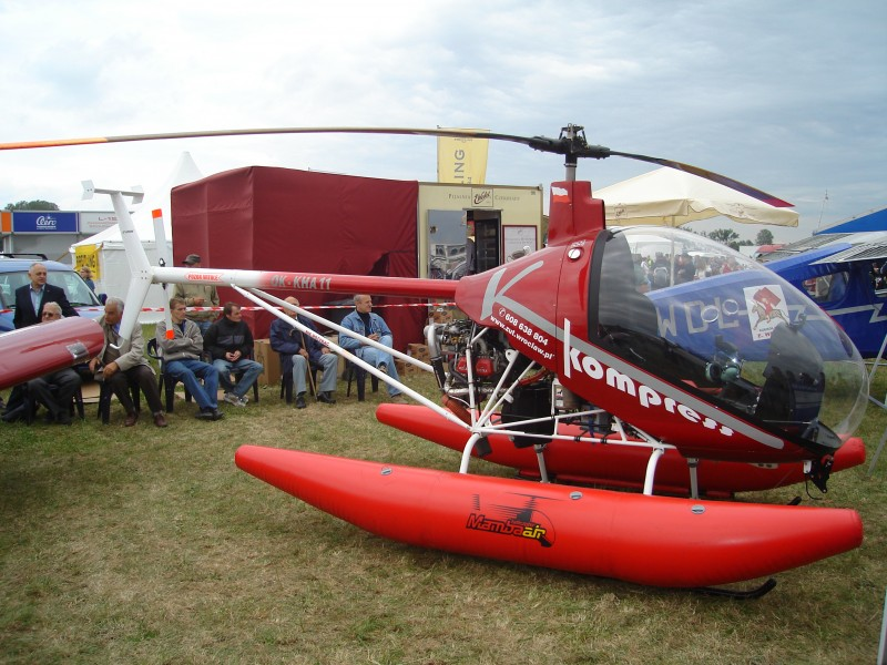 Elisport CH-7 Kompress, Radom Air Show 2007