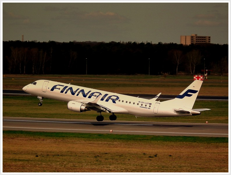 FINNAIR E-JET190 AT BERLIN TEGAL FLUGHAFEN GERMANY APRIL 2012 (7100037753)