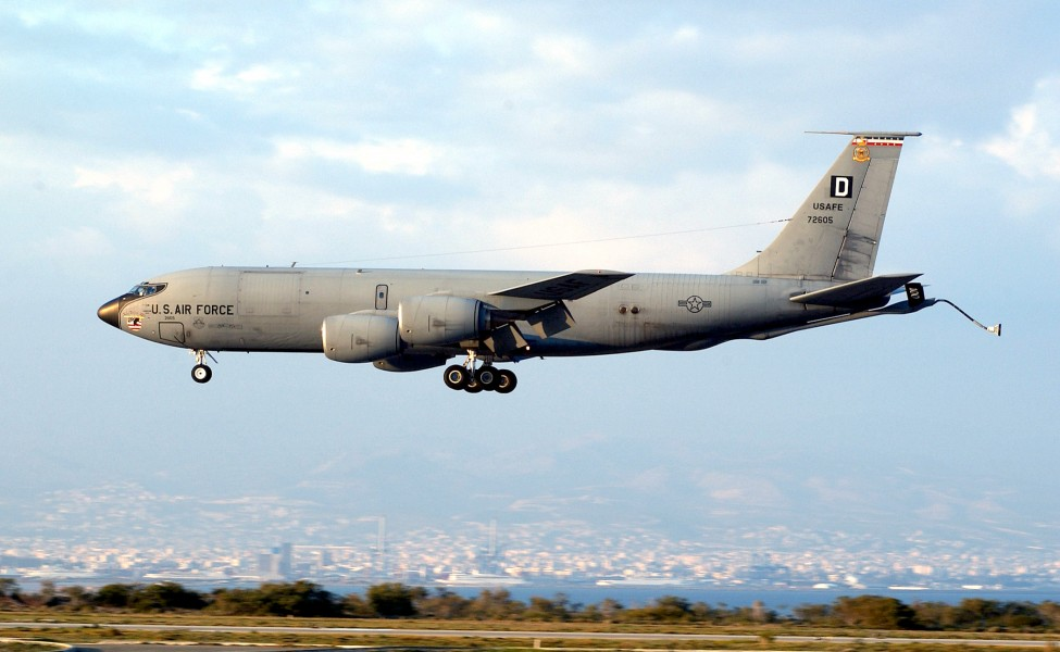 KC-135 100th Air Refueling Wing