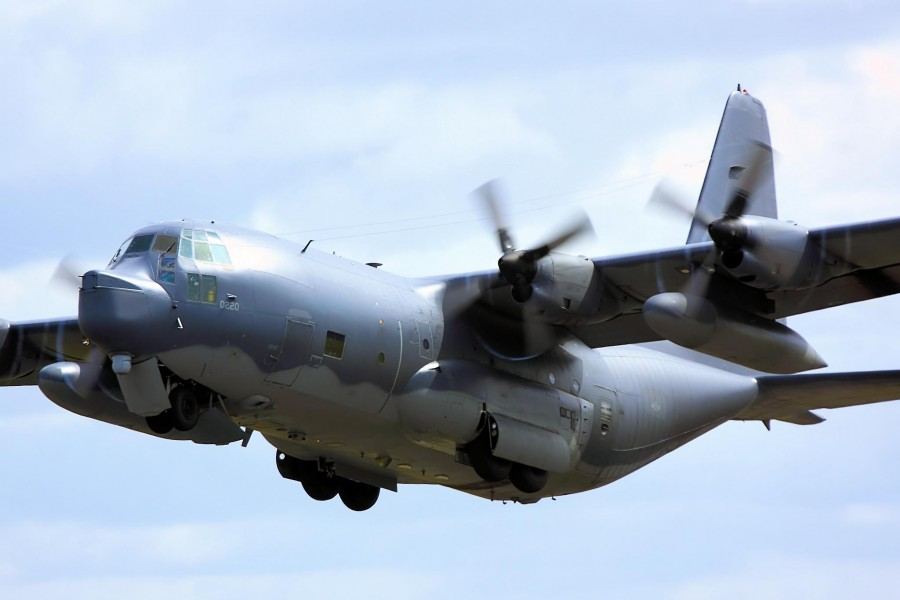 MC-130 Combat Shadow - RIAT 2010 (4924747708)