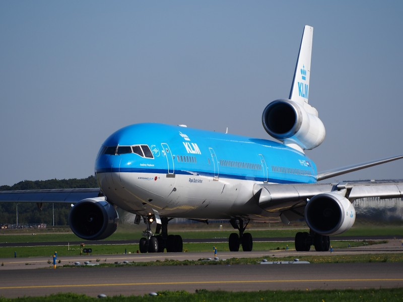 PH-KCE KLM Royal Dutch Airlines McDonnell Douglas MD-11 - cn 48559 29sep2013 pic1