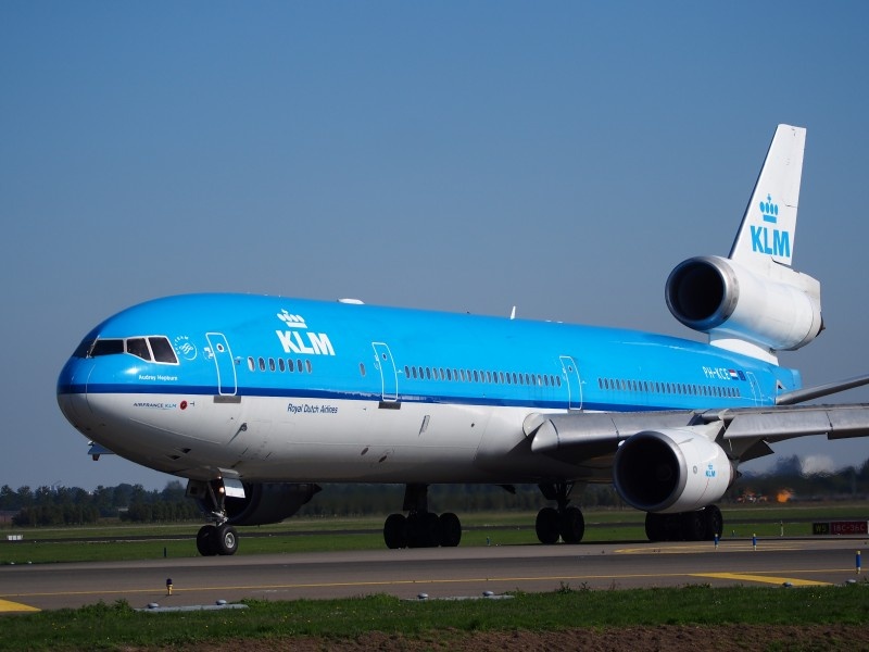 PH-KCE KLM Royal Dutch Airlines McDonnell Douglas MD-11 - cn 48559 29sep2013 pic2
