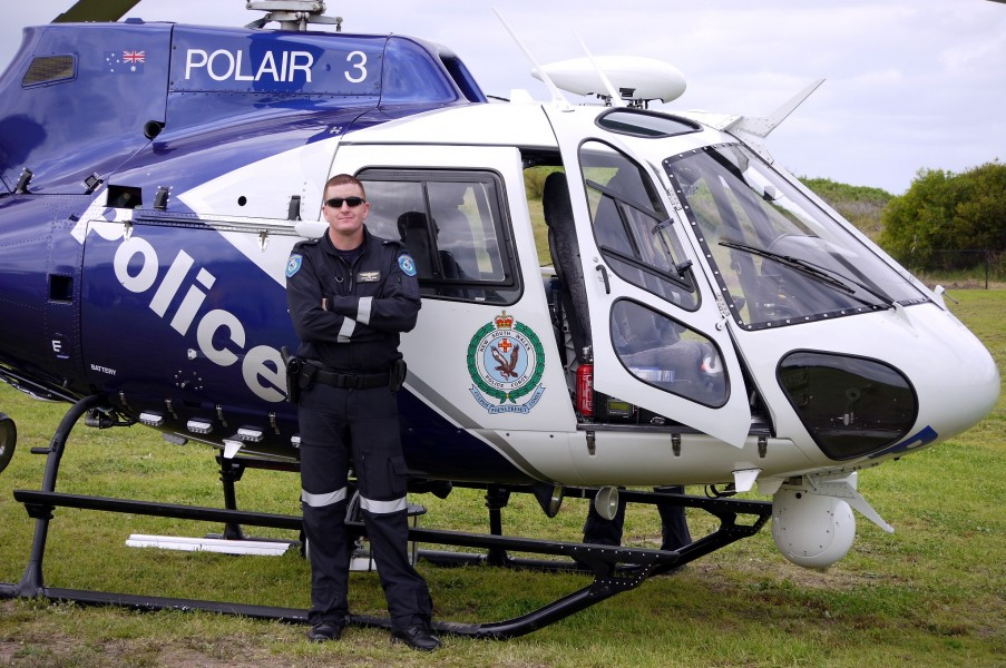 Pilot of POLAIR 3 - Flickr - Highway Patrol Images