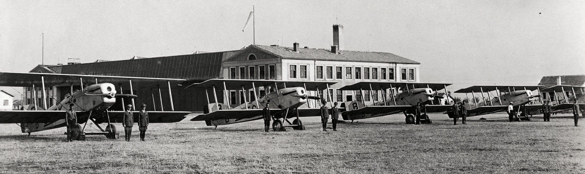 Potez XVII in Bulgaria, 1928