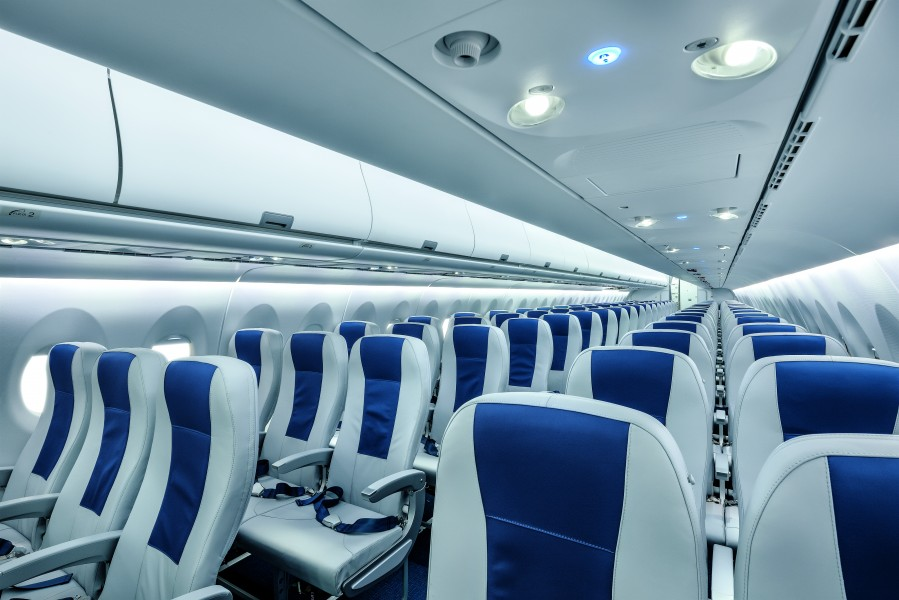SSJ100 for Interjet - Interiors (9015054999)